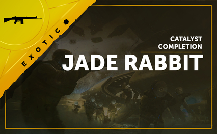 Jade Rabbit Catalyst Completion
