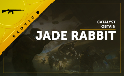 Jade Rabbit - Catalyst Obtain