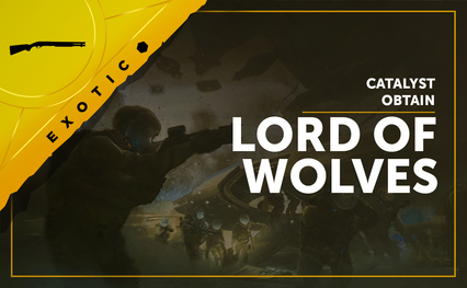 Lord of Wolves - Catalyst Obtain