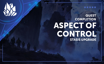 Stasis Aspect of Control - Unlock