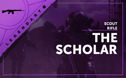 The Scholar - Scout Rifle
