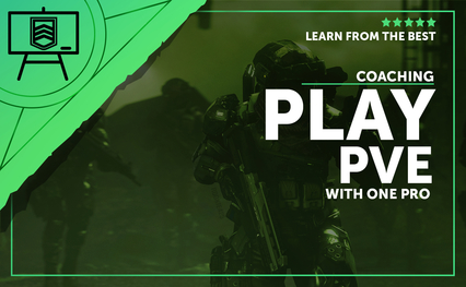 Play PvE  - Coaching by One Pro