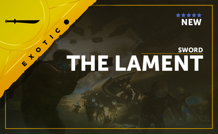 The Lament - Exotic Sword