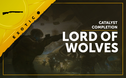 Lord of Wolves Catalyst Completion