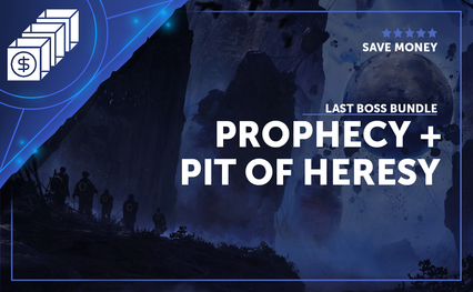Prophecy+Pit of Heresy Last Bosses Bundle