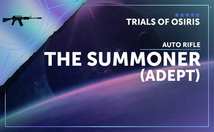 The Summoner - Auto Rifle (Adept)
