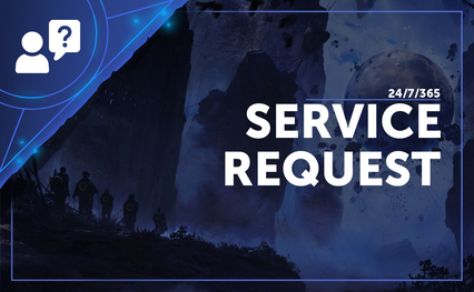 Destiny 2 Service Request