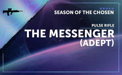 The Messenger - Pulse Rifle (Adept)