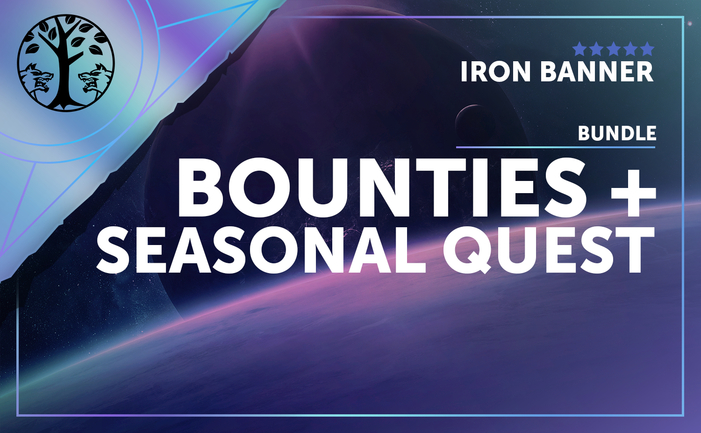 Iron Banner Bundle - Bounties and Full Quest