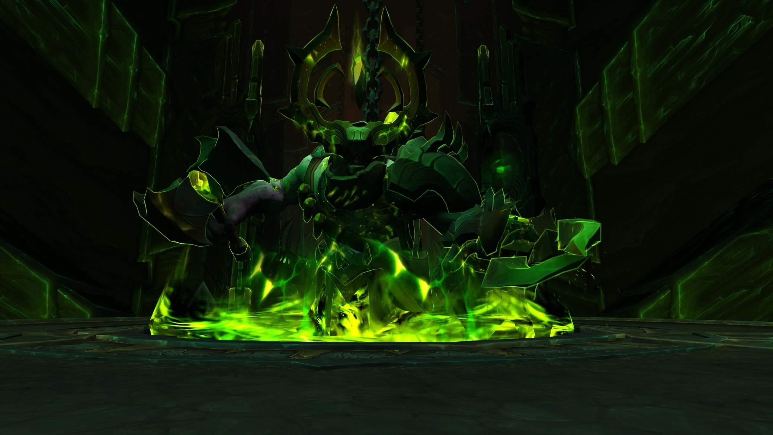 Antorus, the Burning Throne Heroic