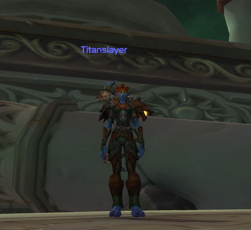 Level 110 Troll Hunter [EU]