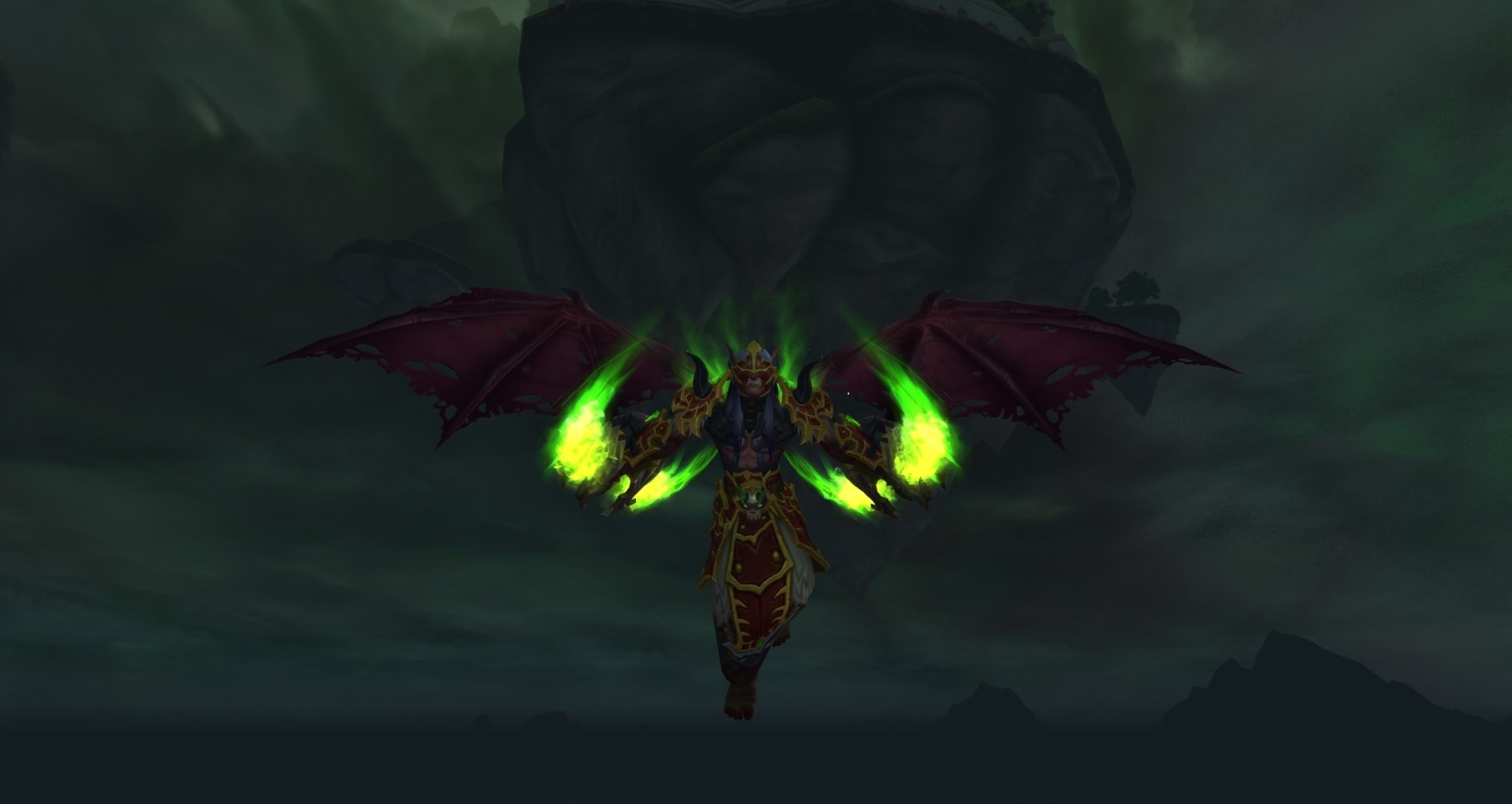 Level 110 Blood Elf Demon Hunter [EU]