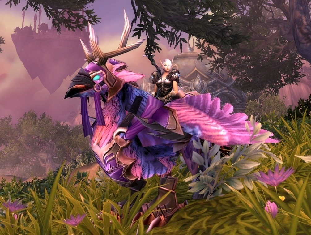 Reins of the Long-Forgotten Hippogryph Mount