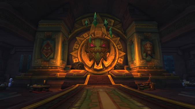 [EU]Battle of Dazar'alor Heroic 9/9 VIP+1