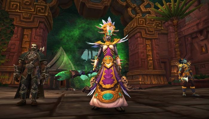 [EU]Battle of Dazar'alor Heroic 9/9 VIP+5