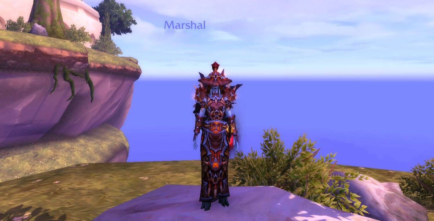 Level 110 Draenei Shaman [EU]