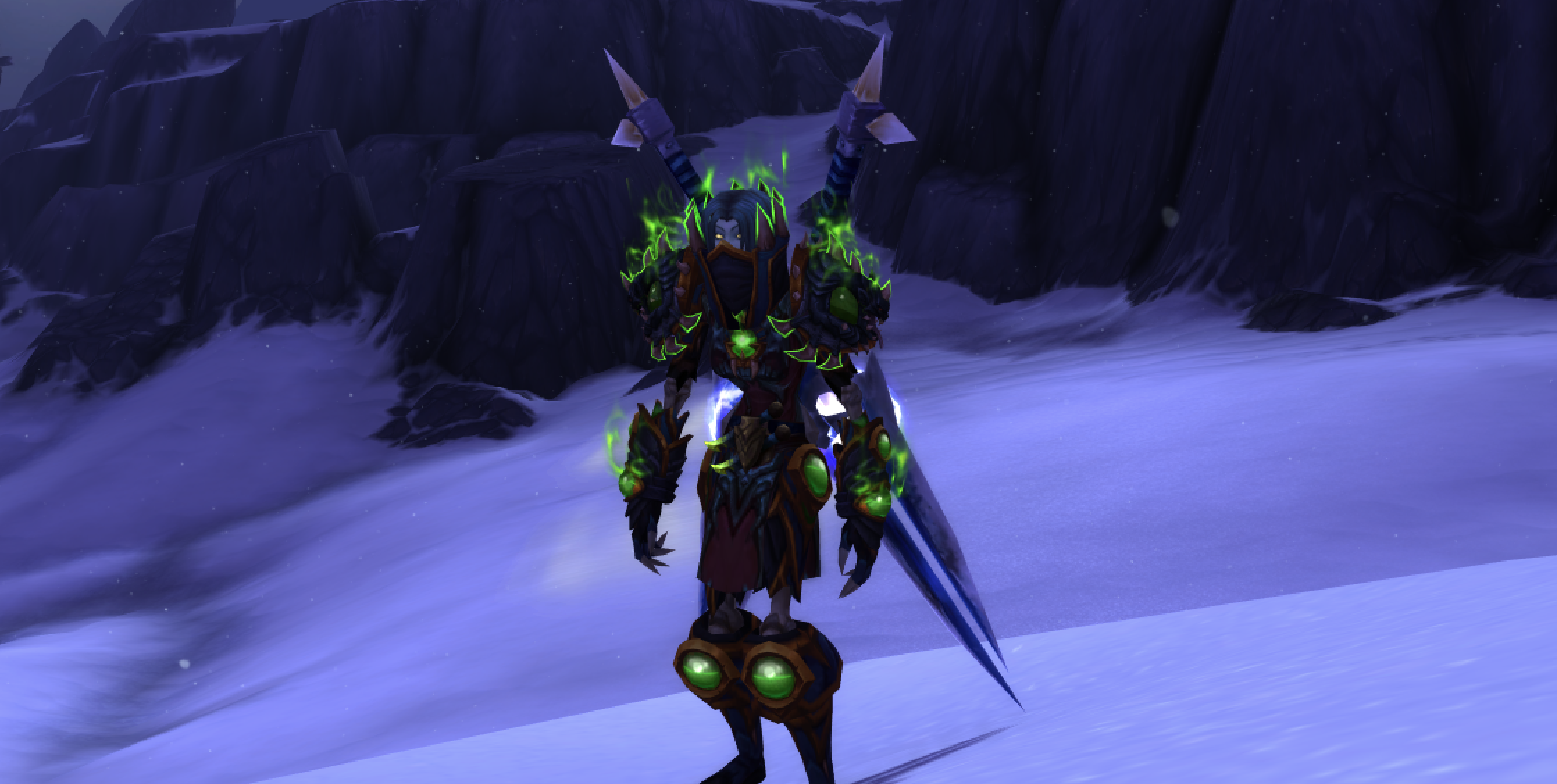 Level 120 Undead Rogue [US]
