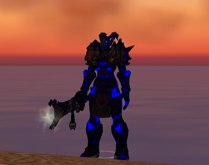 Level 120 Orc Death Knight [US]