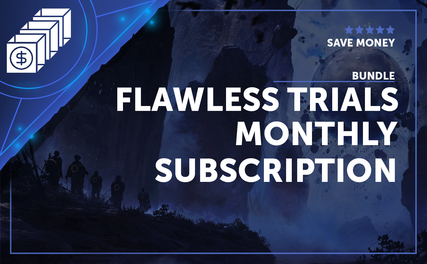 Flawless Monthly Subscription (15% Off)