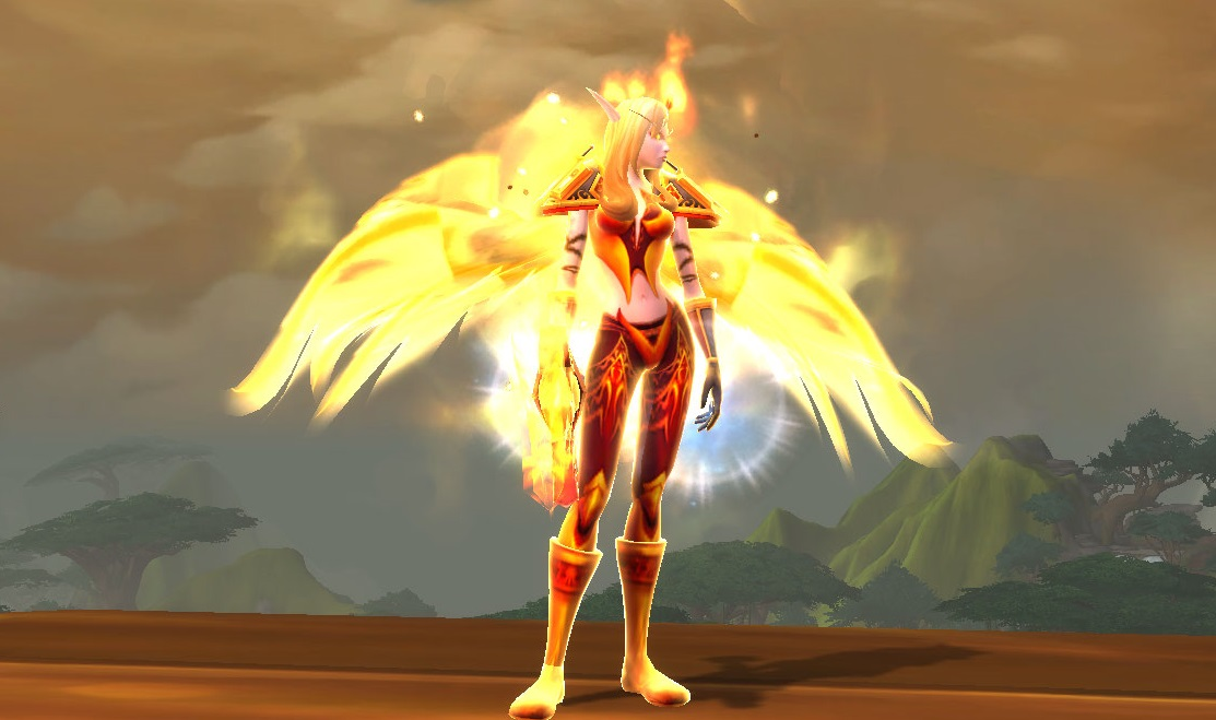 Level 120 Blood Elf Paladin [EU]