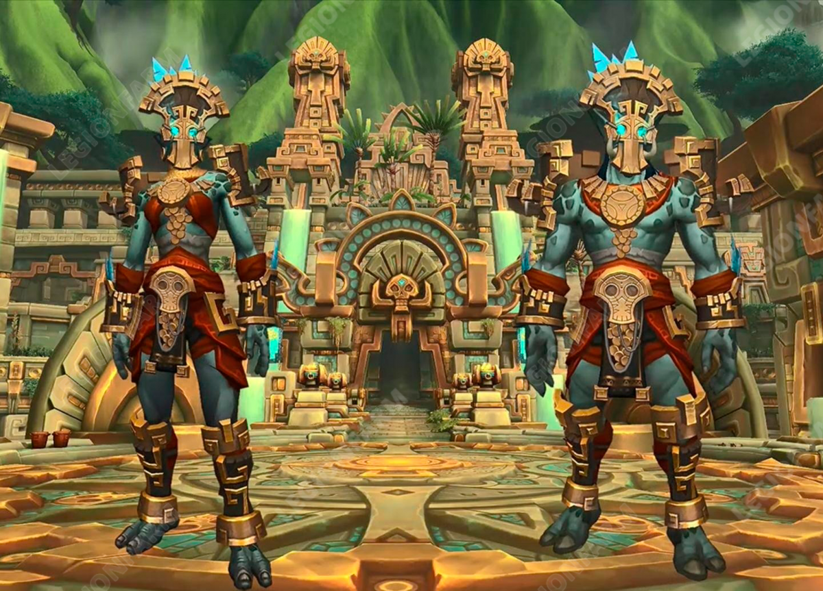 Zandalari Troll Unlock Discounted Package